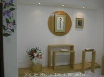 Fundação Mokiti Okada - Exposição de Ikebana - unidade são Mateus - SP - 19.out.2013