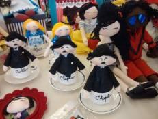 Chaplin, Alice, Amy, Michael, Branca de Neve